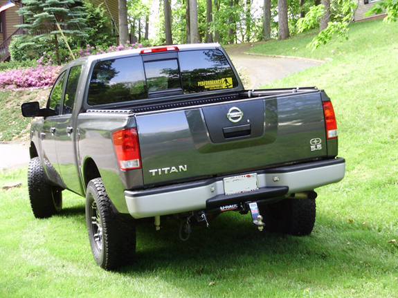 Another offroader423 2004 Nissan Titan Crew Cab post... - 11496723