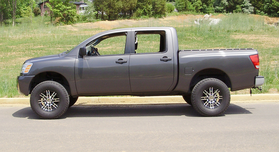 Another offroader423 2004 Nissan Titan Crew Cab post... - 11496725