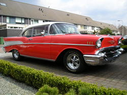 Dutch57s 1957 Chevrolet Bel Air