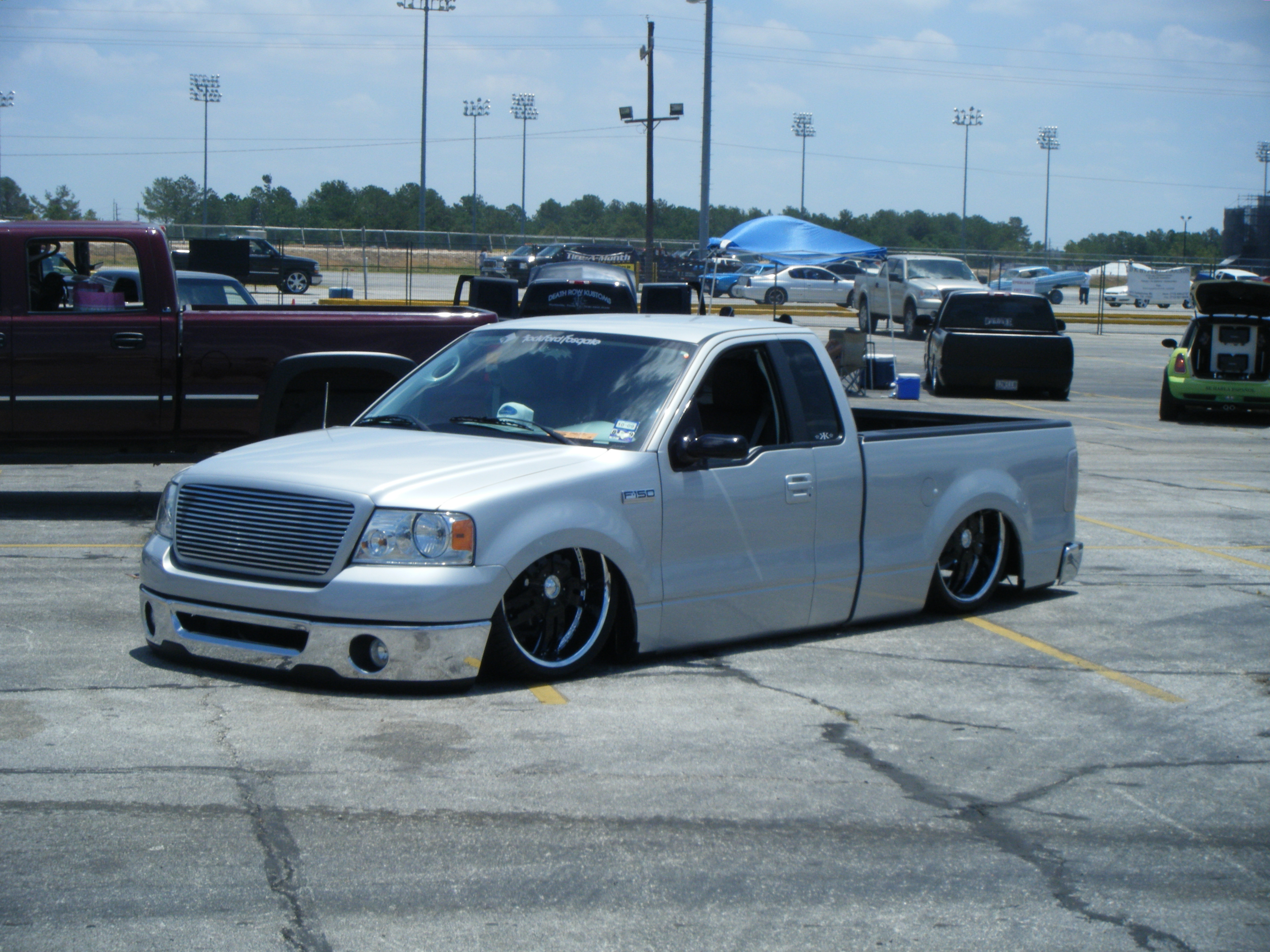 floored f150 2008 ford f150 regular cab specs photos modification info at cardomain. Black Bedroom Furniture Sets. Home Design Ideas