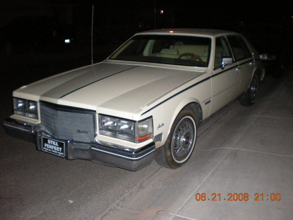 Another FUNNYCATAZ 1983 Cadillac Seville post... - 11500875
