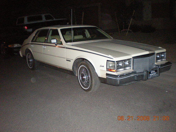 Another FUNNYCATAZ 1983 Cadillac Seville post... - 11500876
