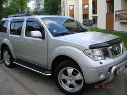 4erePahas 2005 Nissan Pathfinder