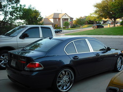 shae76543s 2002 BMW 7 Series