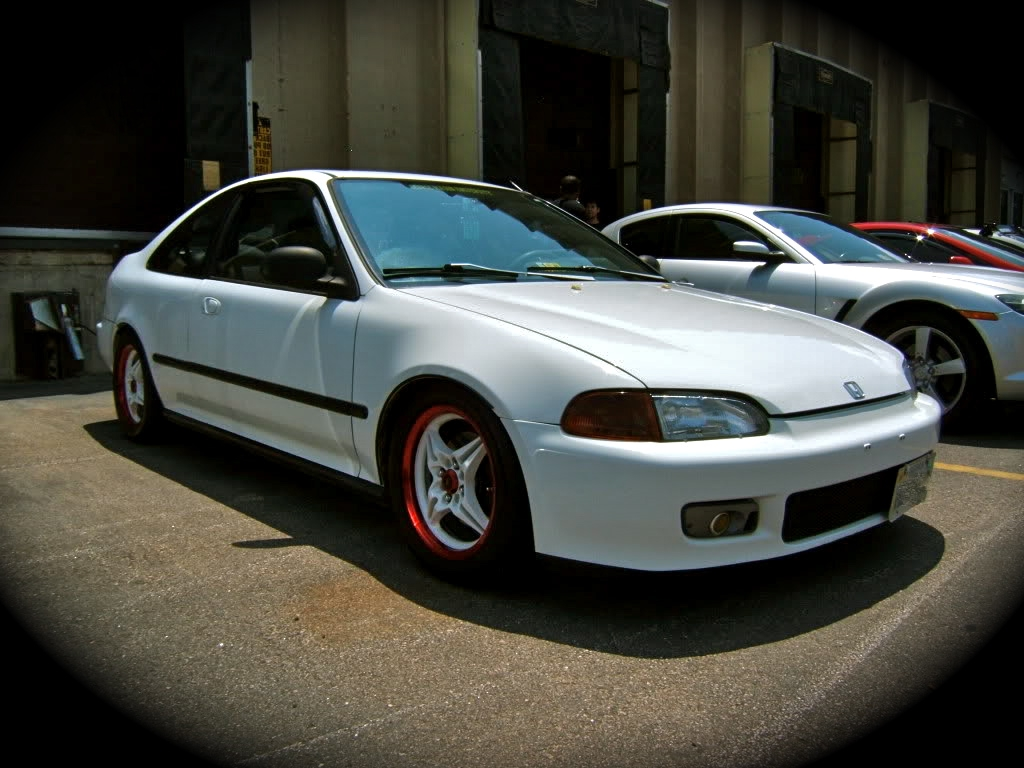 gmuwhite95civic's 1995 Honda Civic