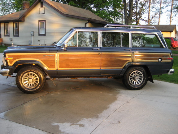 Another nagol6 1991 Jeep Grand Wagoneer post... - 11499112