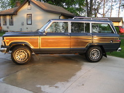 nagol6 1991 Jeep Grand Wagoneer