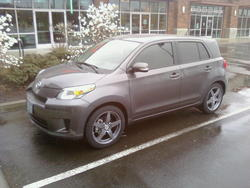 sp33dfr33k1s 2008 Scion xD