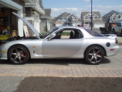Enfini7s 1993 Mazda RX-7