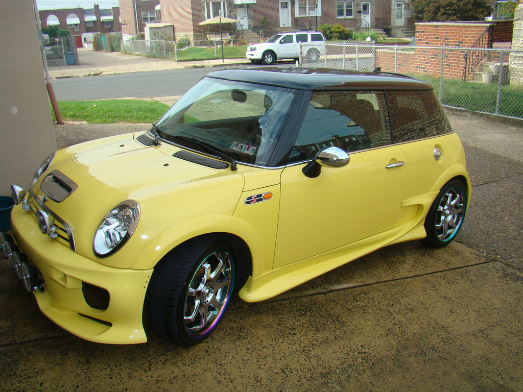 milkie3 2002 mini cooper specs photos modification info at cardomain. Black Bedroom Furniture Sets. Home Design Ideas