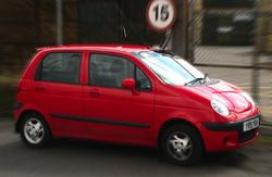 x-sweet-thing-xs 2001 Daewoo Matiz