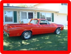 perry1991s 1967 Chevrolet El Camino