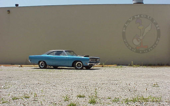 Another martinmcfly 1969 Plymouth Roadrunner post... - 11501949
