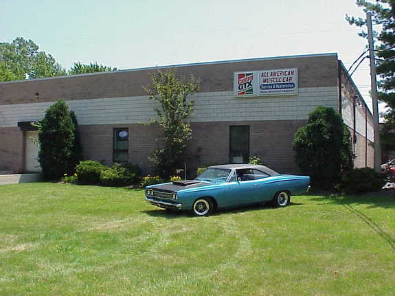 Another martinmcfly 1969 Plymouth Roadrunner post... - 11501951