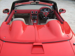 D_redbeautys 1997 Mazda Miata MX-5