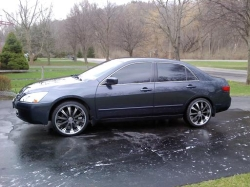 hondamatt05s 2005 Honda Accord