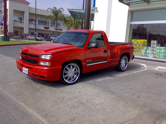 rush ss 2004 chevrolet silverado 1500 regular cab specs. Black Bedroom Furniture Sets. Home Design Ideas
