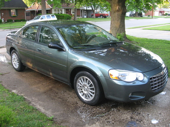 Another Criztaztrophe 2004 Chrysler Sebring post... - 11503938