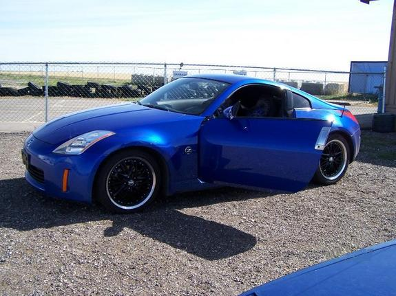 Another dean72 2003 Nissan 350Z post... - 11504323