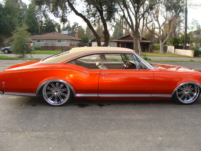 Another MONOTRIBES 1968 Oldsmobile Delta 88 post... - 10810054