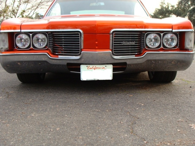 Another MONOTRIBES 1968 Oldsmobile Delta 88 post... - 10810055