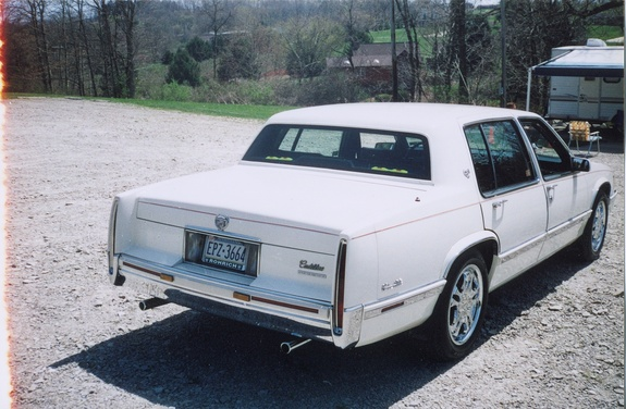 wherewereyou 1992 cadillac deville specs photos. Black Bedroom Furniture Sets. Home Design Ideas