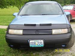 Duhwood 1995 Mercury Sable