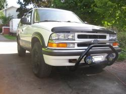 ChAMbER_CUStOMSs 1998 Chevrolet Blazer
