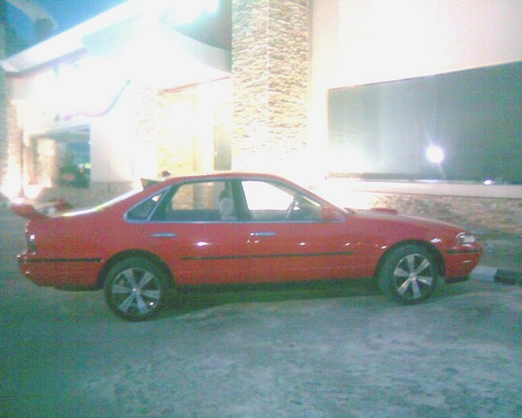 Another GO-REDNISSAN 1995 Nissan Altima post... - 11537771