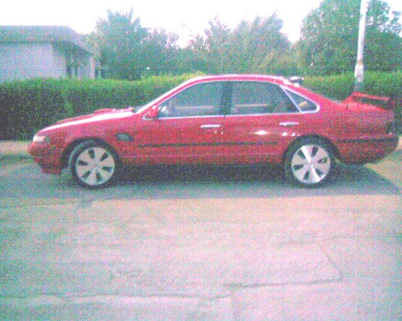 Another GO-REDNISSAN 1995 Nissan Altima post... - 11537773