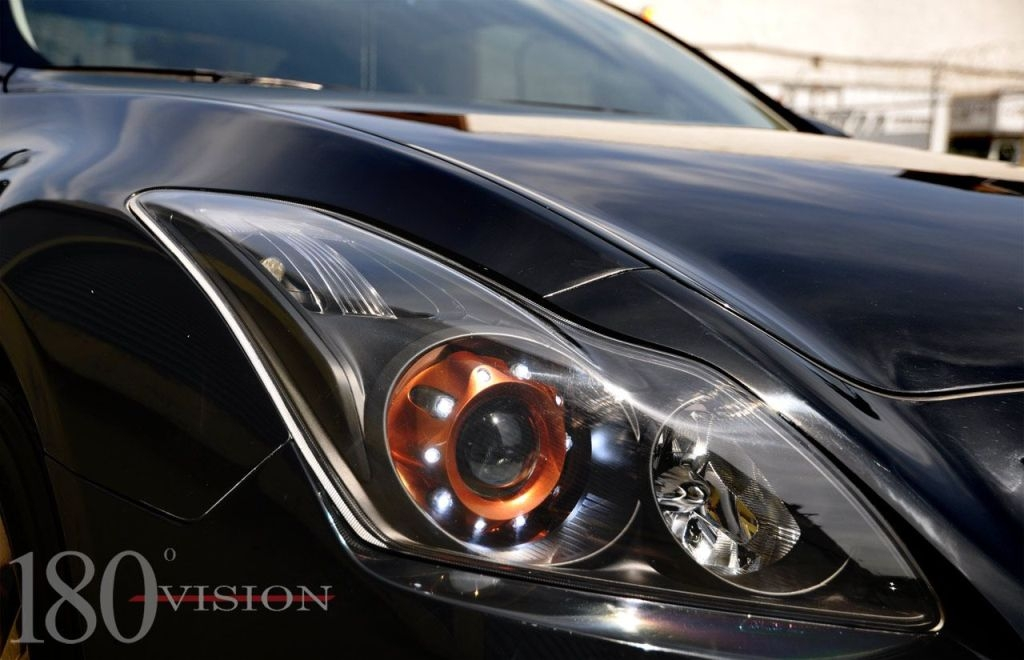 Aftermarket Headlights Aftermarket Headlights Infiniti G37