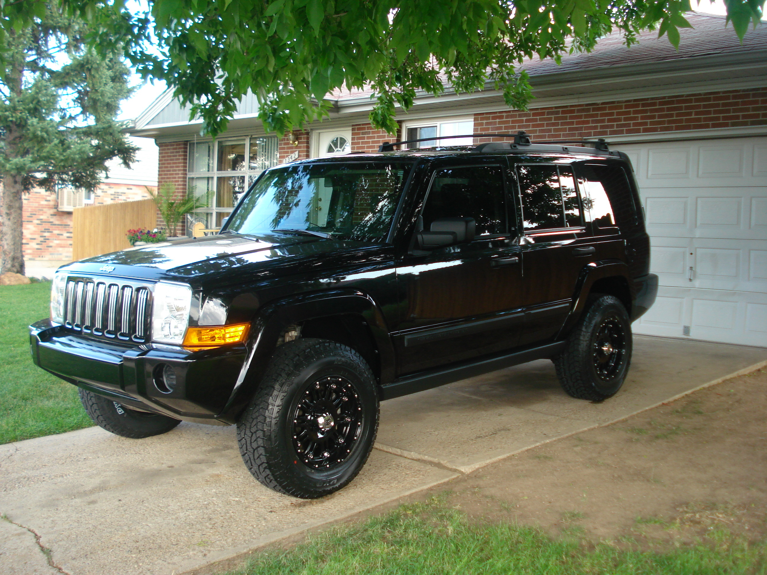 Ei501 2006 Jeep Commander Specs Photos Modification Info