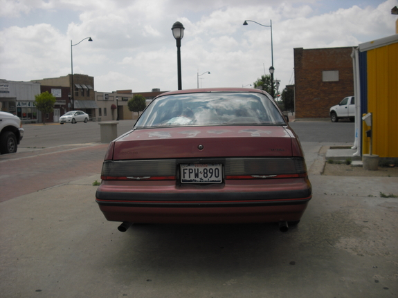 Another screwup05 1987 Ford Thunderbird post... - 11510603