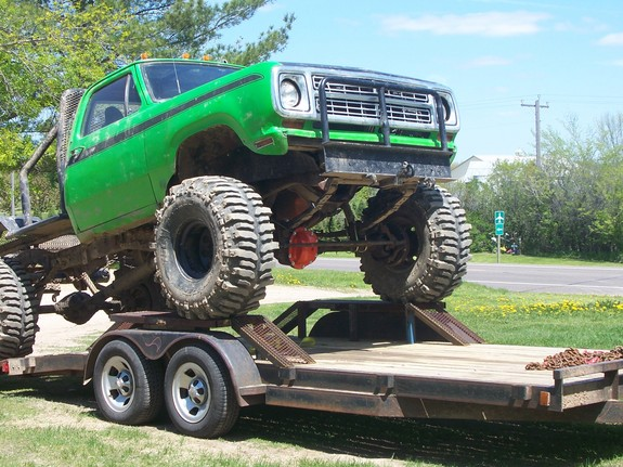 Another mudtruckjunky 1976 Dodge Power Wagon post... - 11530614