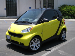 Amazing-3 2008 smart fortwo