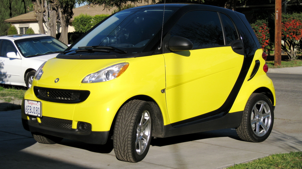 Another Amazing-3 2008 smart fortwo post... - 11510697