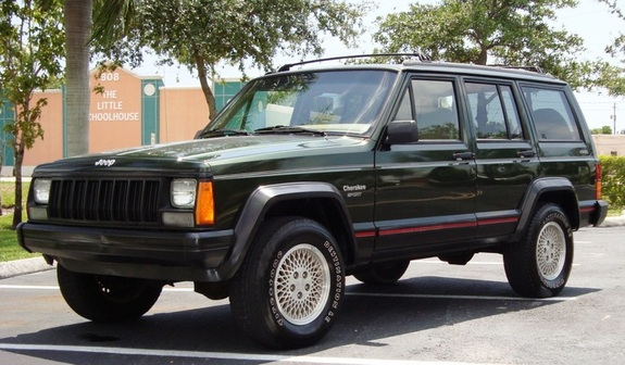 phantomvii 1995 jeep cherokee specs photos modification info at cardomain. Black Bedroom Furniture Sets. Home Design Ideas