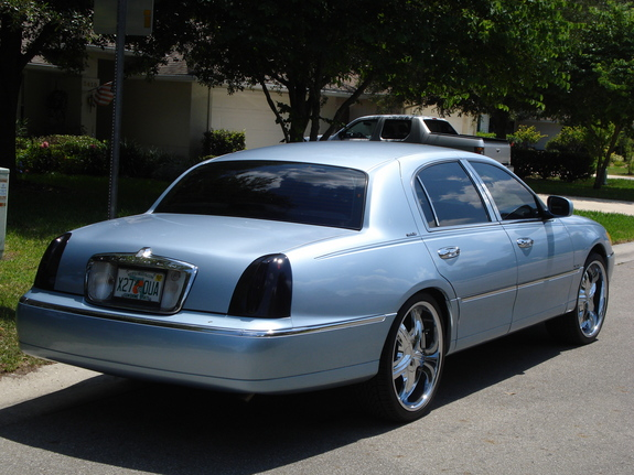 79mcondubs 1998 lincoln town car specs photos. Black Bedroom Furniture Sets. Home Design Ideas