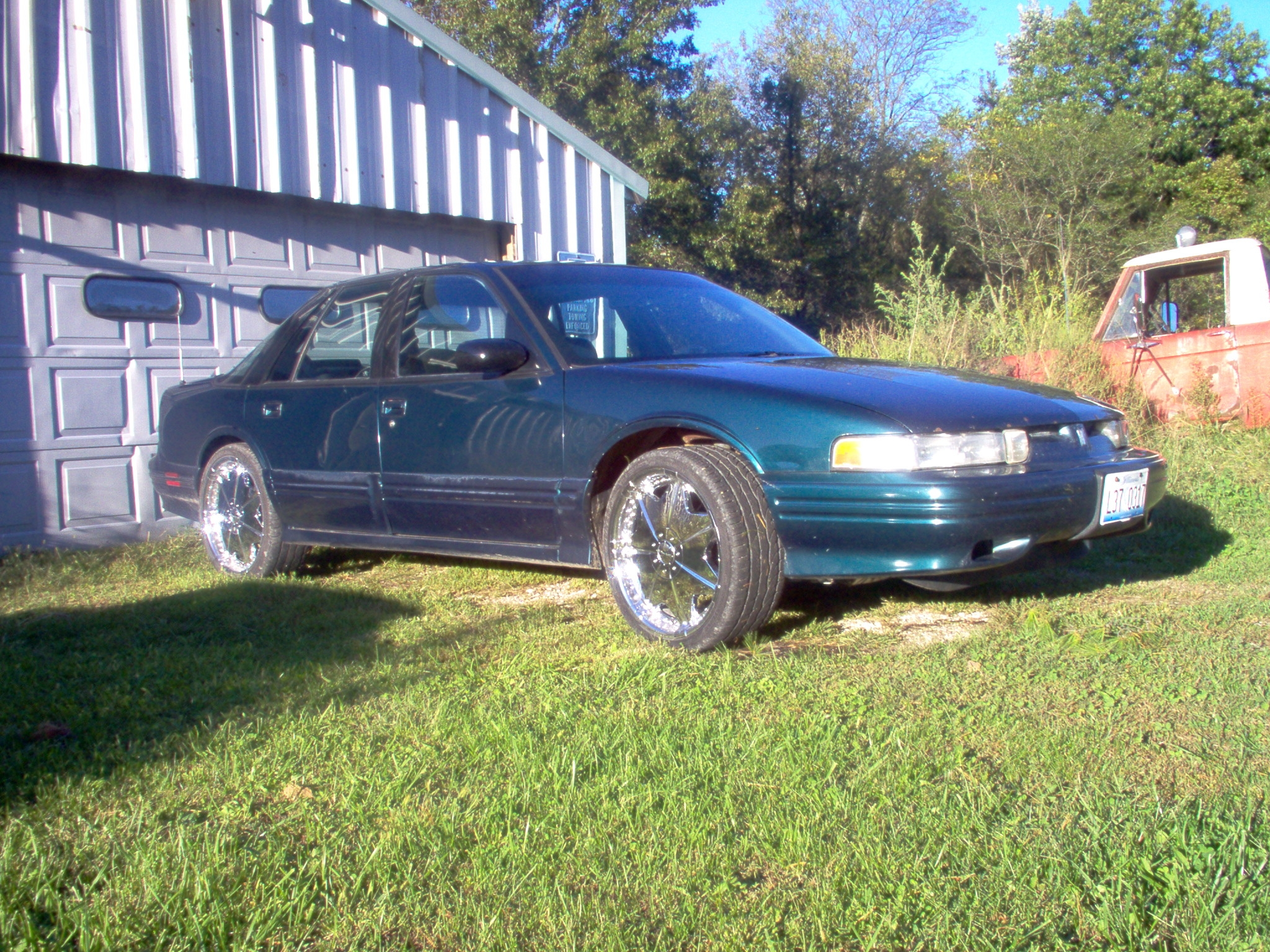 Another jslater217 1995 Oldsmobile Cutlass Supreme post... - 11513447