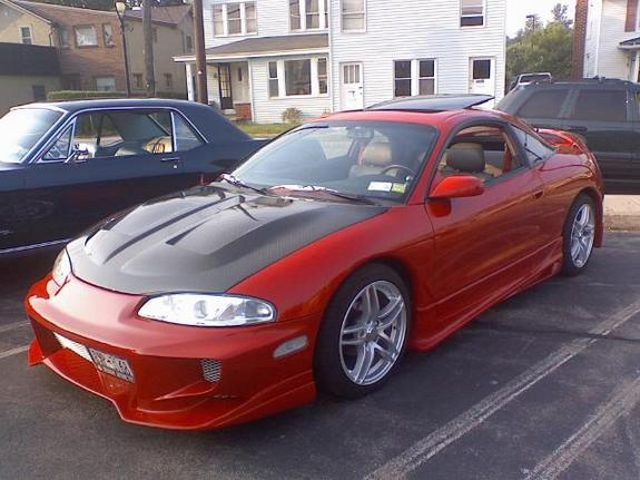 whooophatt 1998 mitsubishi eclipse s photo gallery at cardomain cardomain