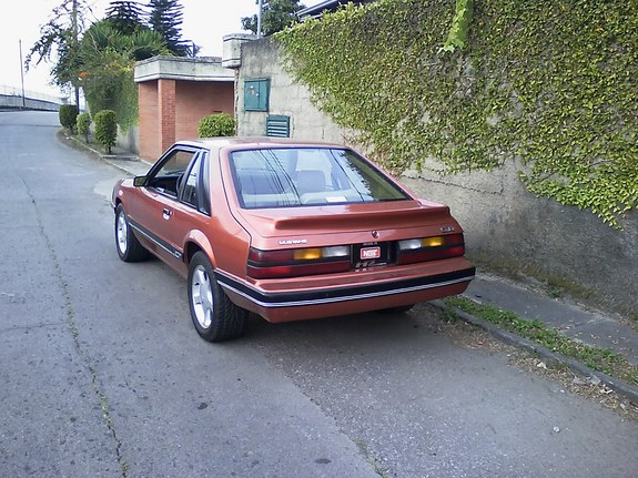 Another marmindo 1985 Ford Mustang post... - 11515548
