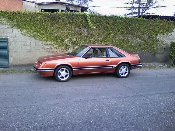 Another marmindo 1985 Ford Mustang post... - 11515549