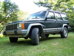 92xjlaredos 1992 Jeep Cherokee