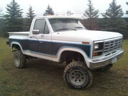 OffRoad2224s 1986 Ford F150 Regular Cab