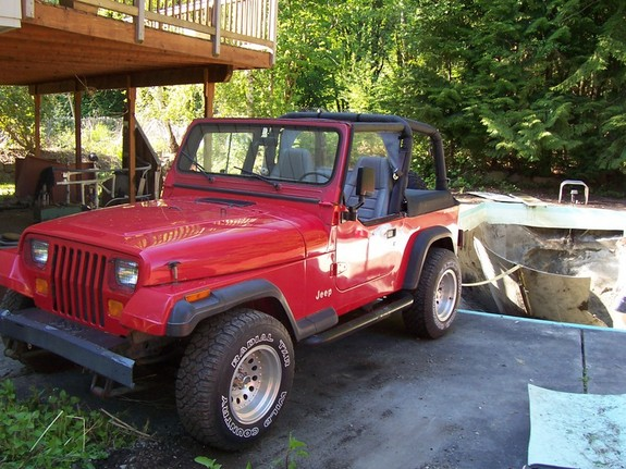 Another dcmurauder 1992 Jeep YJ post... - 11520528