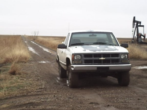 Another Big64 1995 Chevrolet 1500 Regular Cab post... - 11518997