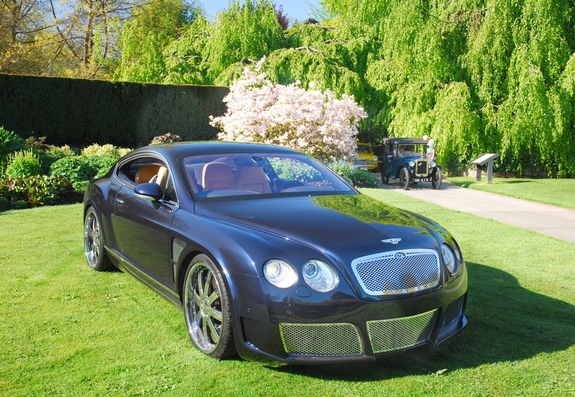 HowardC's 2006 Bentley Continental GT