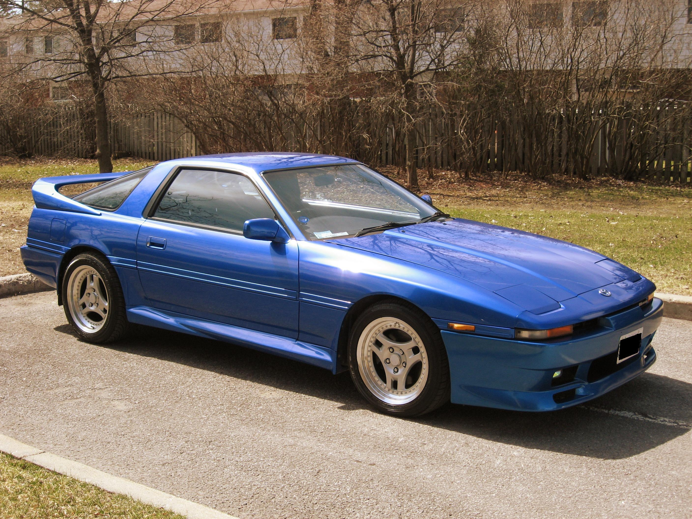 Cndboost S 1992 Toyota Supra In Ottawa On
