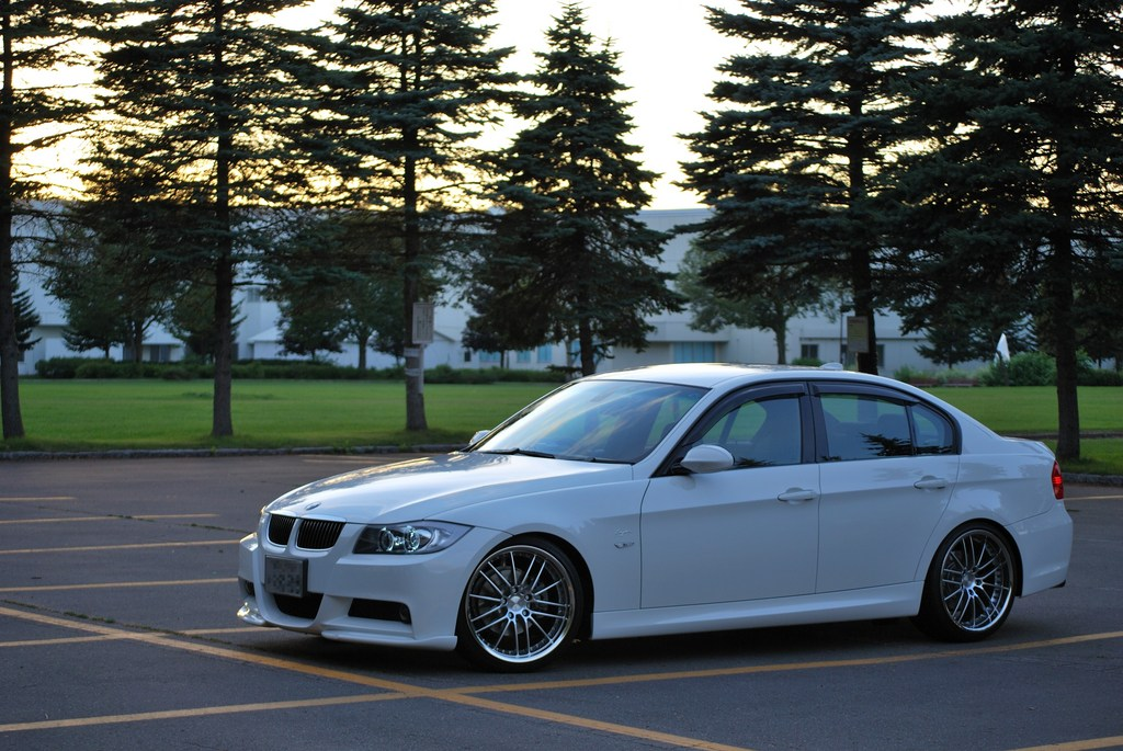 ch devil 2006 bmw 3 series specs photos modification info at cardomain. Black Bedroom Furniture Sets. Home Design Ideas