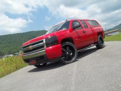 js93skylarks 2008 Chevrolet Silverado 1500 Extended Cab